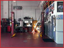 Inside Our Auto Garage - Port Jefferson, NY